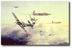 Gathering of Eagles by Robert Taylor (Secondary)