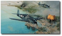 Hellcat Fury by Robert Taylor (F6F)