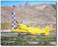 Hoover's Ole Yeller (P-51 Mustang)