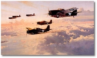 In Gallant Company by Robert Taylor (F4F Wildcat)