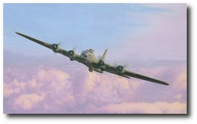 Lady of Grace by Mickey Harris (B-17)