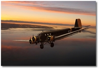 Luftwaffe Ju 52 of 2./KGtzbV 500 by Ron Cole