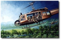Magic Carpet Ride by Joe Kline (UH-1)