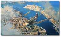 Malta - George Cross by Robert Taylor (Secondary)