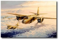 Marauder Mission by Robert Taylor (B-26)