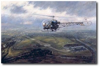 Memories Of Leavesden by Ronald Wong (Bell 47)