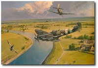 Normandy Nemesis & Air Combat Paintings, Vol. 6 by Robert Taylor