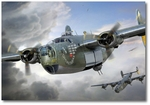 OMIAKINBAK by Ron Cole (B-24 Liberator)
