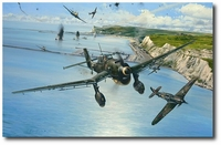 Open Assault by Robert Taylor (Ju-87 Stuka)