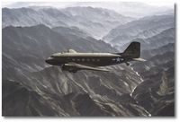 Over the Hump by R.G. Smith (C-47 Dakota)