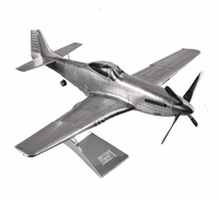 P-51 Mustang (Metal covered)