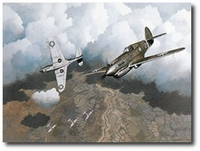 Pappy's P-40 by Stan Stokes