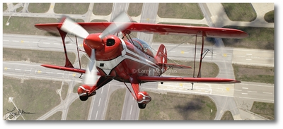 Pitts S-2B by Larry McManus