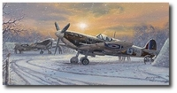 Pride of Britain by Philip West (Spitfire)