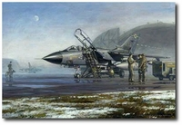 Readiness at Lossiemouth by Ronald Wong (Tornado)
