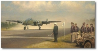 Release Your Brakes and Hunt for Heaven by William S. Phillips (B-25)