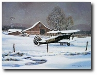 Snowbird by Nixon Galloway (Stearman)