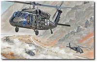 Spades Take the Jackpot by Joe Kline (UH-60M Blackhawk)