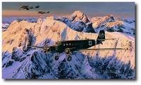 Special Duties by Robert Taylor (Ju52 Luftflotte 2)