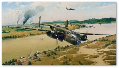 The Doolittle Raiders by Robert Taylor (Canvas)