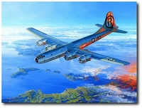 The New Rising Sun by Don Kloetzke (B-29 Enola Gay)
