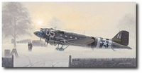Together We Stand by Philip West (C-47 Dakota)
