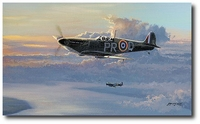 Top Cover by Philip West (Spitfire)