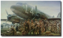We Were a Band of Brothers by John Shaw
