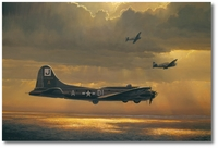 When Prayers are Answered by William S. Phillips (B-17)