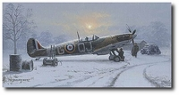 Winter of '41 by Philip West (Spitfire)