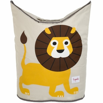 3 Sprouts Hamper in Lion Yellow