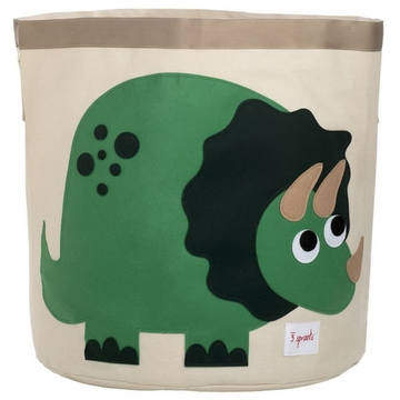 3 Sprouts Storage Bin in Dinosaur