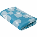 4moms Breeze Waterproof Playard Sheet - Blue