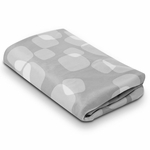 4Moms Breeze Waterproof Playard Sheet - Silver