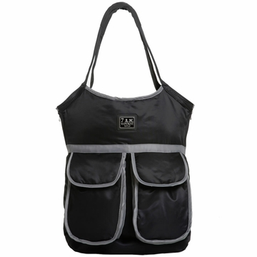 7 A.M. Enfant Barcelona Bag - Black