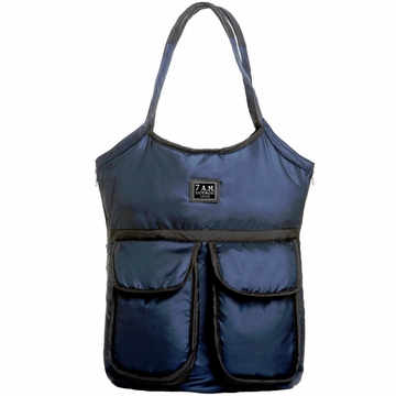 7 A.M. Enfant Barcelona Bag - Prussian Blue