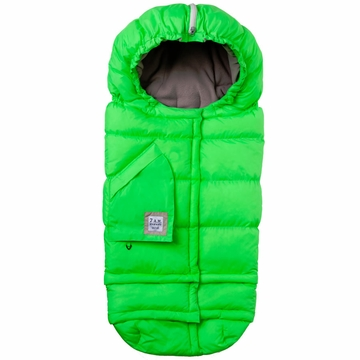 7 A.M. Enfant Blanket 212 Evolution - Neon Green