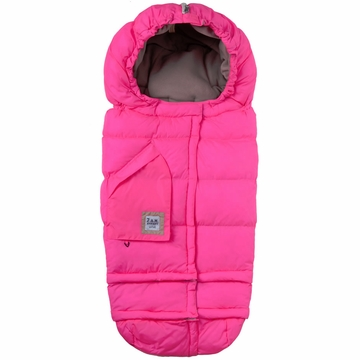 7 A.M. Enfant Blanket 212 Evolution - Neon Pink