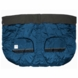7 A.M. Enfant Duo Double Stroller Blanket in Metallic Prussian Blue