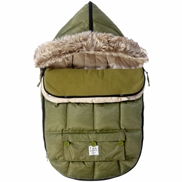 7 A.M. Enfant Le Sac Igloo, Medium - Army
