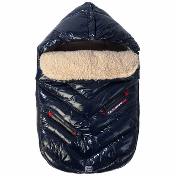 7 A.M. Enfant Polar Igloo, Medium - Oxford Blue