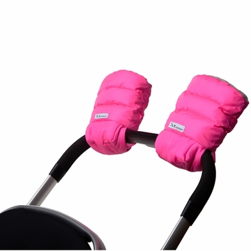7 A.M. Enfant Warmmuffs - Neon Pink