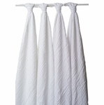 Aden + Anais Classic Swaddle Wrap 4 Pack - Dreamer