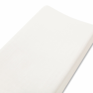 Aden + Anais Bamboo Changing Pad Cover - Earthly White