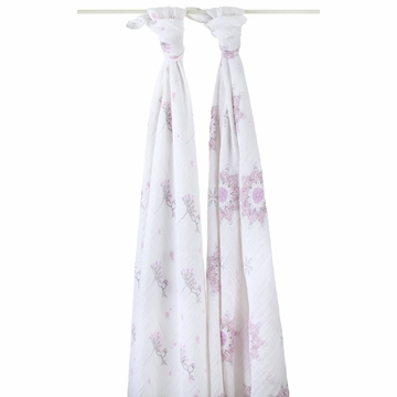 Aden + Anais Classic Muslin Collection - For the Birds