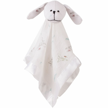 Aden + Anais Classic Musy Mates Lovey Puppy - Liam the Brave, Flying Dog