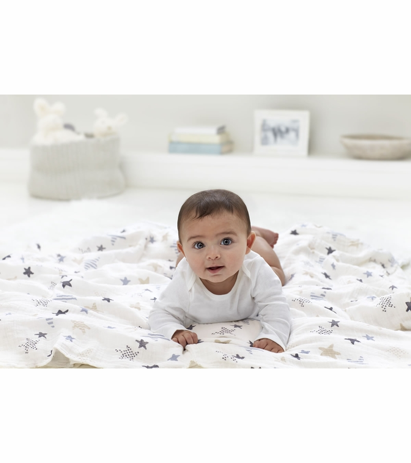 Aden anais classic swaddle wrap 4 pack rock star 3