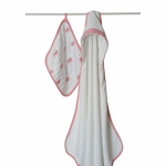 Aden + Anais Hooded Towel Set - Bathing Beauty