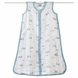 Aden + Anais Muslin Cozy Sleeping Bag - Liam the Brave - Dogs - Small