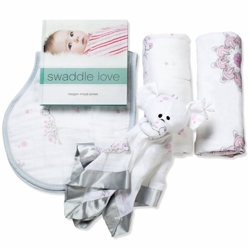 Aden + Anais Newborn Gift Set - For the Birds